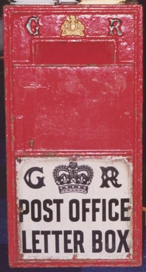 Manchester Postal Museum collection